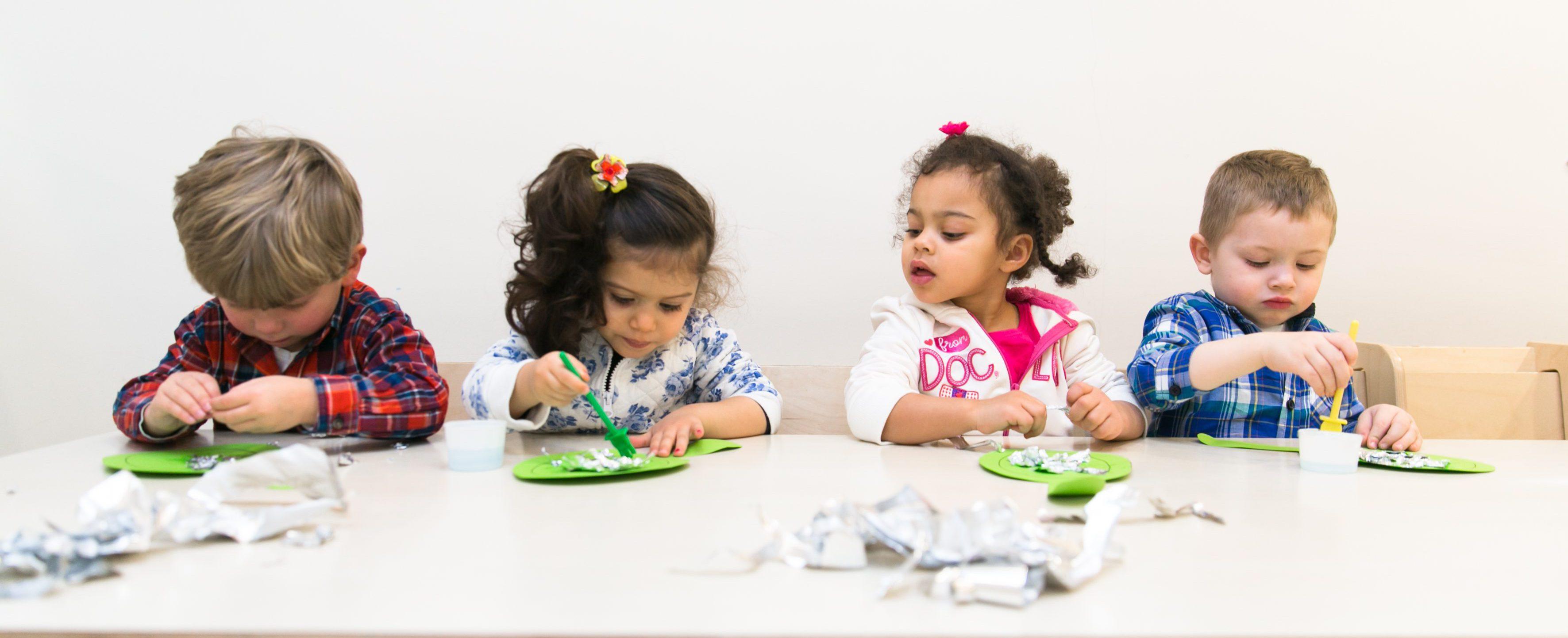 Vaak Binnenactiviteiten - Kinderopvang Engeltjes @DC67